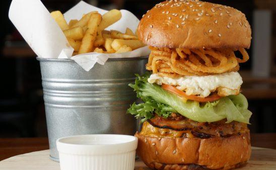 ニューヨークスタイルステーキ&バーガー