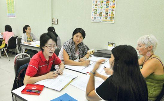 トンロー・タイ語学校