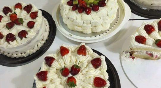 初心者も歓迎♪<br/>少人数制の本格ケーキ教室~プロモあり~