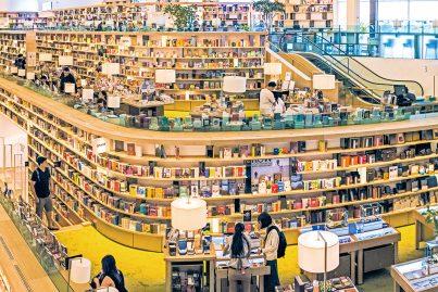 タイの本屋さん&ライブラリーめぐり!