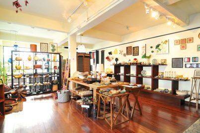 日本人の感性に響くハイセンスな雑貨店『Peace Store』