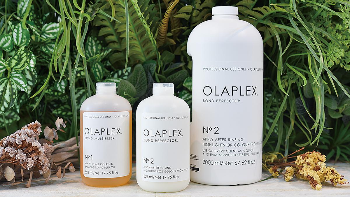 髪の内側からダメージを修復!アメリカで話題の「OLAPLEX」新登場!