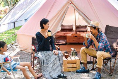 冬キャンプへ行こう!パート1「タイのグランピングスポット7選」