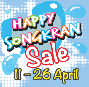 ‰ๆ'œ1 _Happy Songkran Sale