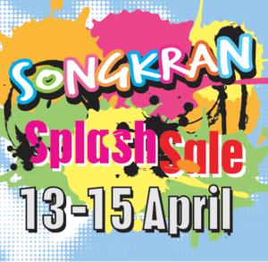 ‰ๆ'œ3 _Songkran Splash Sale