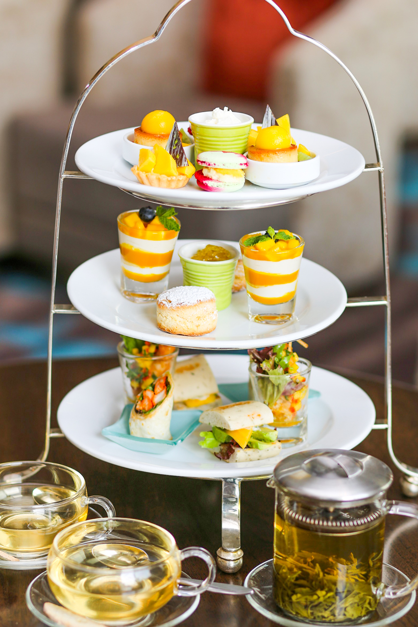 Mango High Tea