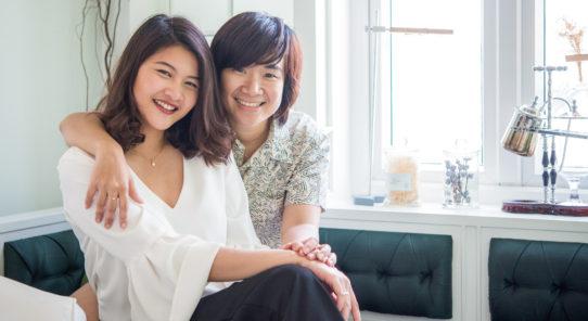 特集「LGBTという生き方」 カップルにインタビュー③
