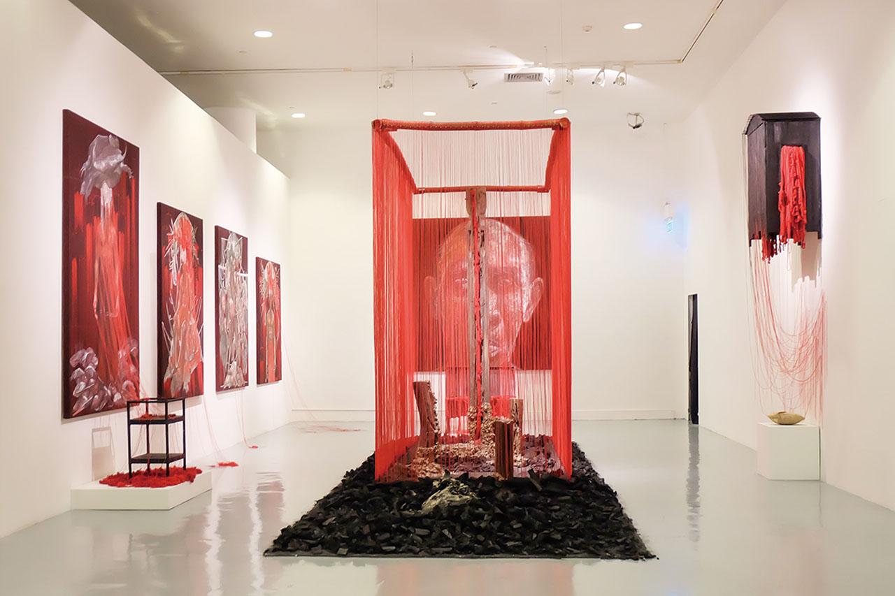 タイ現代アート入門現代アーティストFILEバンコクの個性派ギャラリストインタビューバンコクの二大現代アート美術館