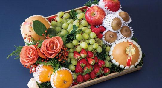 世界各地の果物を厳選!フルーツ専門店の贈り物