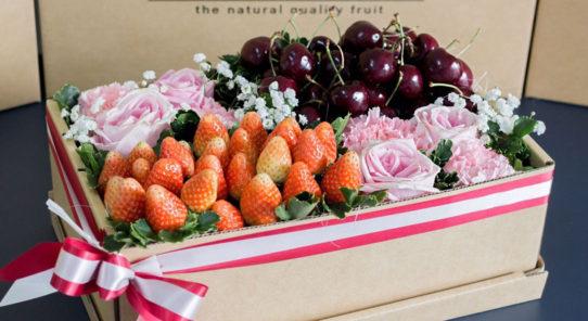 誕生日や記念日、特別な日にいかが?世界各地の旬のフルーツを厳選
