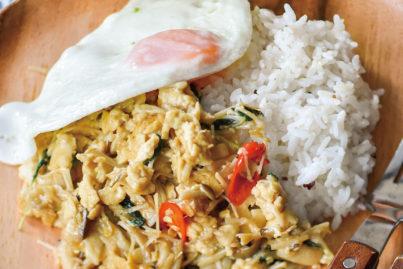 タイの食材でひと工夫</br>我が家のおすそわけレシピ vol.1