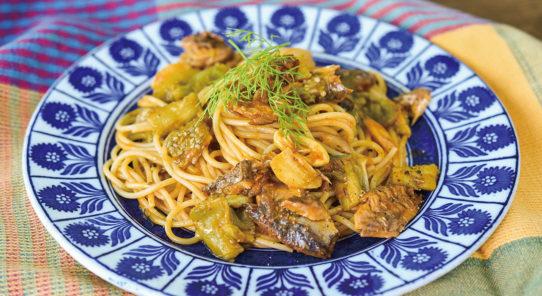 タイの食材でひと工夫</br>我が家のおすそわけレシピ vol.3