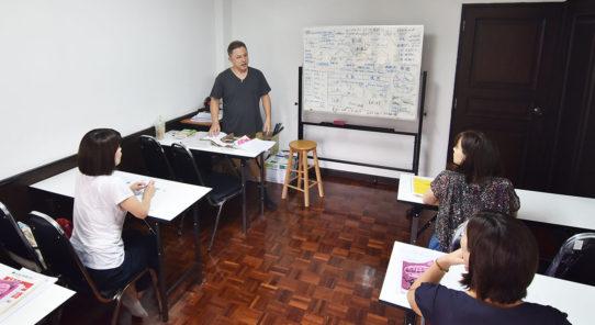 英語教室 EST で説明会開催
