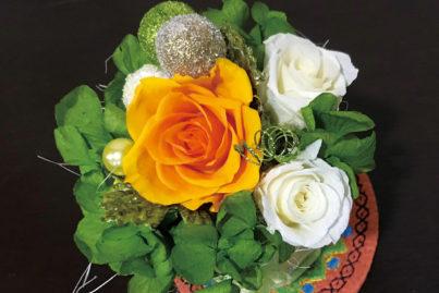 お花のワークショップを開催