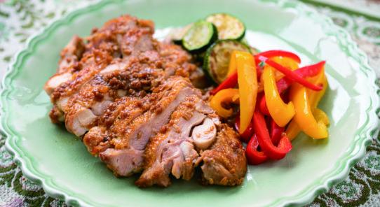 タイの食材でひと工夫</br>我が家のおすそわけレシピ vol.5
