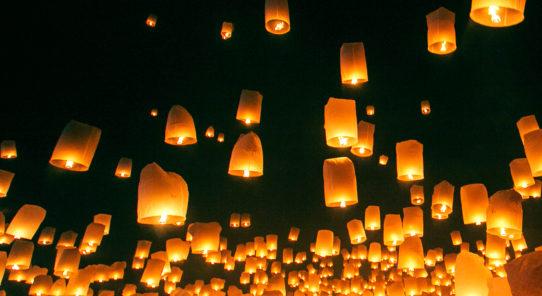 今ならまだ間に合う!「コムローイ祭り」2020年10月31日(土)開催
