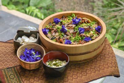 タイの食材でひと工夫 我が家のおすそわけレシピ vol.8