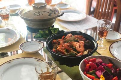 ロハ子のオーガニック料理教室開催