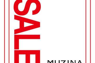 MUZINA のサンプルセール