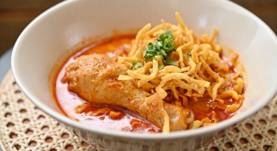 街のあれこれ比べてみました 第11回 北タイ料理 レストラン