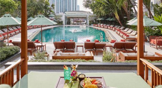 バンコクで優雅にホテルステイ!ステイケーションおすすめ5つ星ホテル